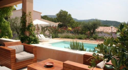 Séjour dans une maison : provence