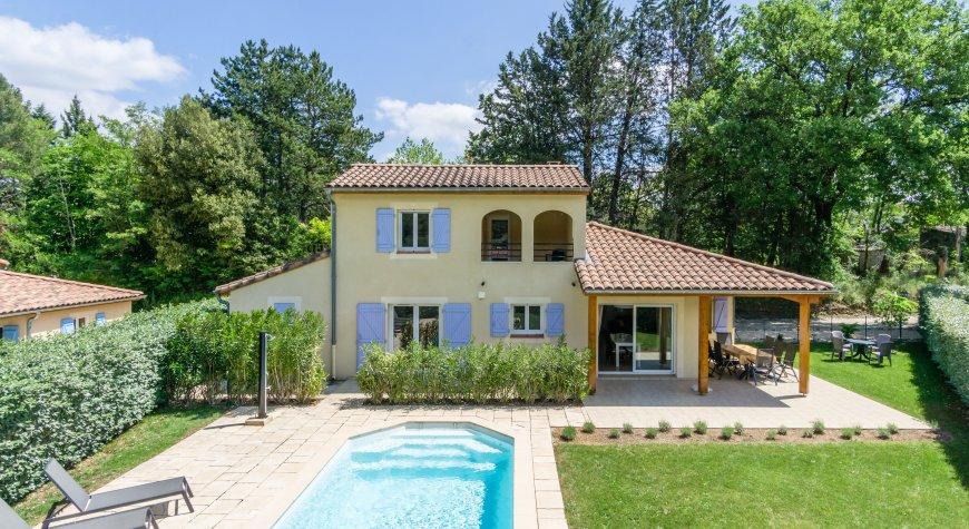 Villa / Maison OLIVIA à louer à Vallon pont d'arc