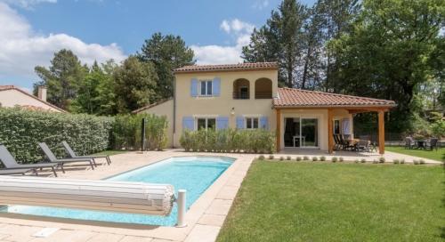 Réserver villa / maison olivia