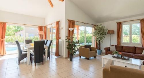 Villa / maison pour 8 personnes