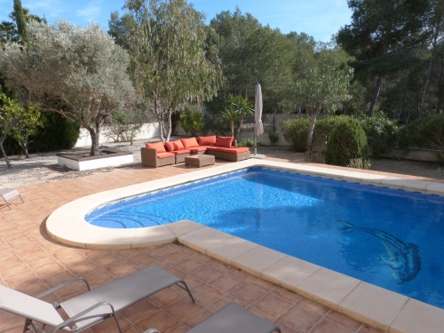 Villa / house Camille Godet to rent in Javea