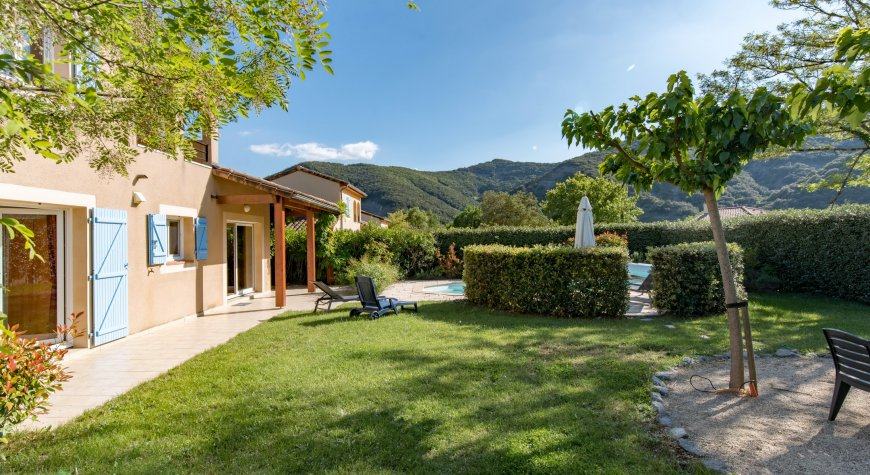 Location villa mont limar 8 personnes ama814 - Location maison montelimar ...