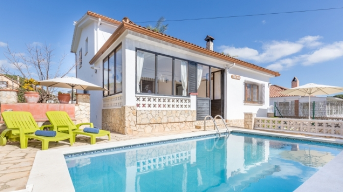 Villa / house Tennessi to rent in Blanes