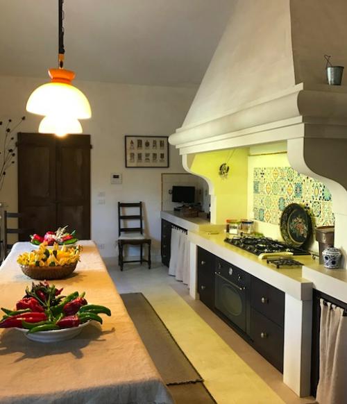 Reserve villa / house la scalfa