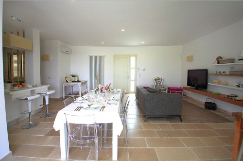Villa / house bianca to rent in proche  gallipoli