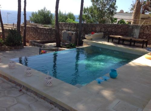 Rental villa / house panorama