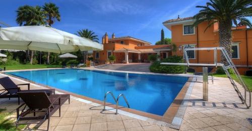 Rental villa / house conda