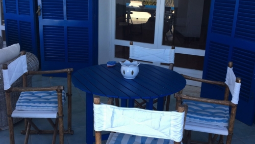 Villa / house bleue to rent in castro