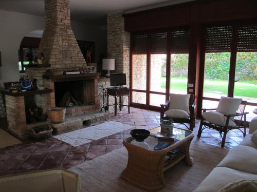 Séjour dans une maison : les pouilles
