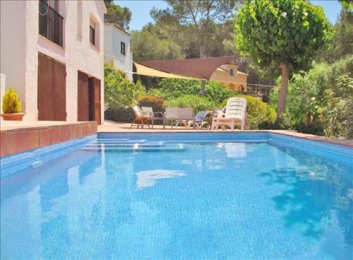 Reserve villa / house la colina