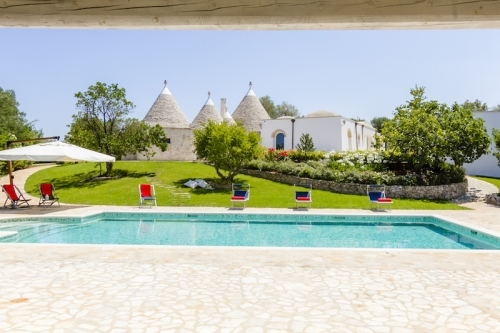 Villa / house TRULLO to rent in Ceglie Messapica