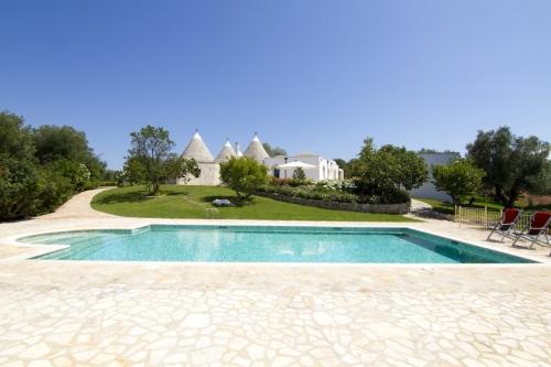 Reserve villa / house trullo