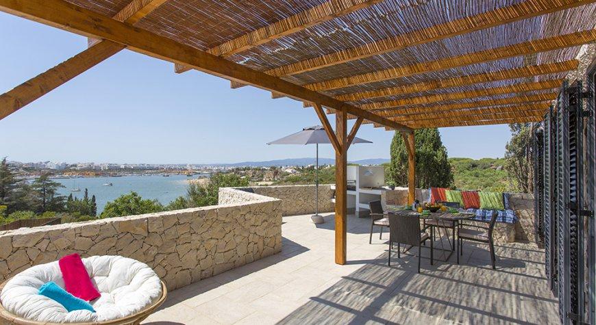 Villa / Maison COLOMBA à louer à Ferragudo