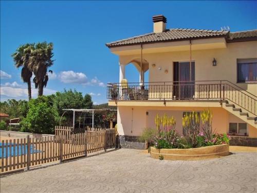 Villa / Maison la rêveuse à louer à El Papagai