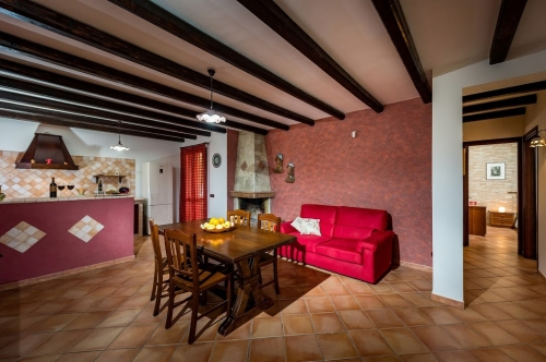 Rental villa / house flavia