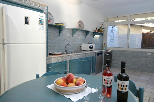 Villa / house blue to rent in trappeto
