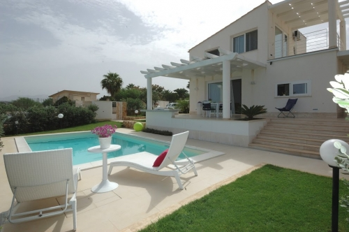 Villa / house BILLA to rent in Alcamo