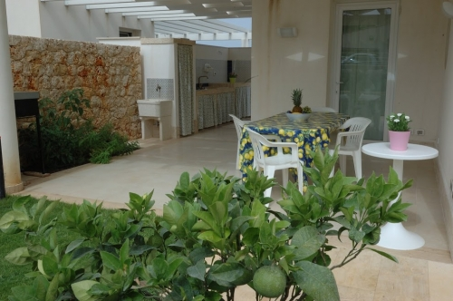 Holiday in house : sicily
