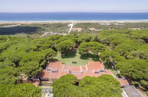 villa à Aroeira , vue : Mer