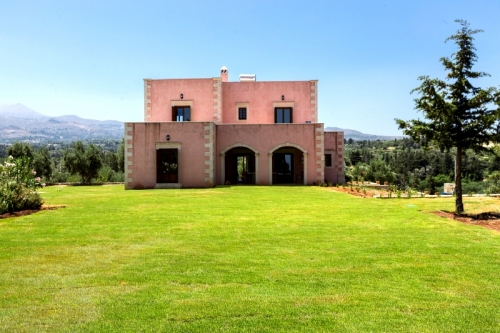 Rental villa / house panoramique