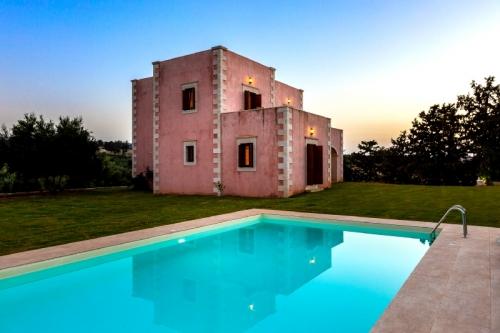 Reserve villa / house panoramique