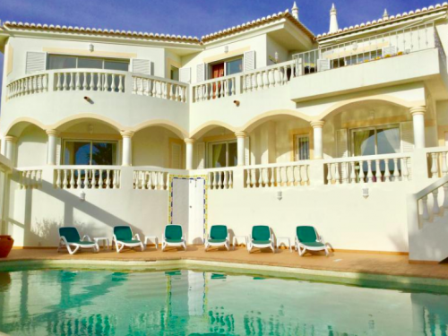 Reserve villa / house sunbed