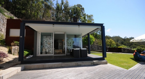 Villa / house serafin to rent in caminha