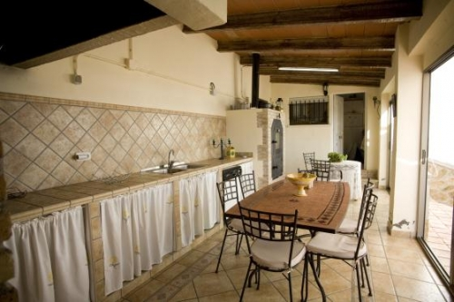 Villa / house cristie to rent in polop
