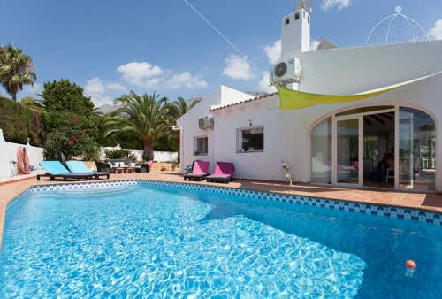 Villa / house GEBELLA to rent in Altea