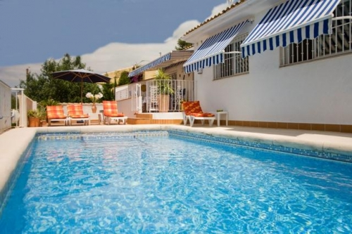 Villa / house Malama to rent in Polop