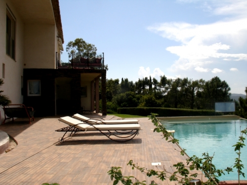 Rental villa / house mer et massif