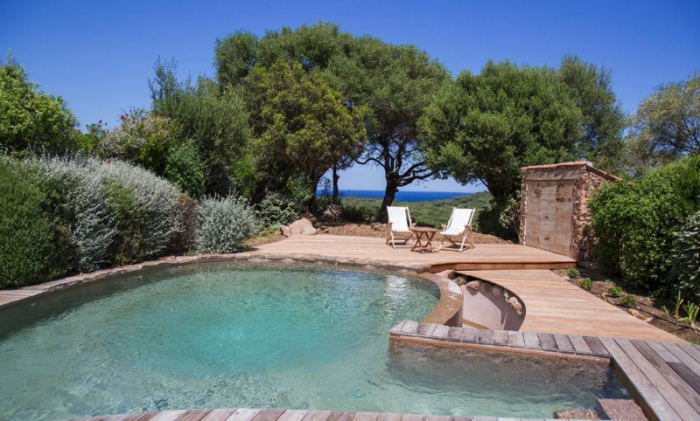 Villa / house La Casette to rent in Porto-Vecchio