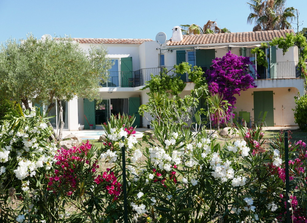Villa / house LUCY to rent in Pinarellu