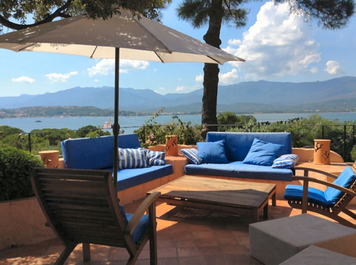 Villa / house ZIGGIE to rent in Porto-Vecchio