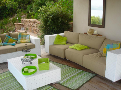 Rental villa / house leonida
