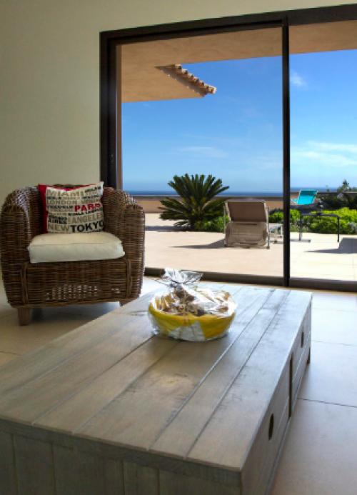 Villa / house ela to rent in porto-vecchio