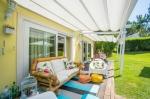 Villa / house amatis to rent in aroeira