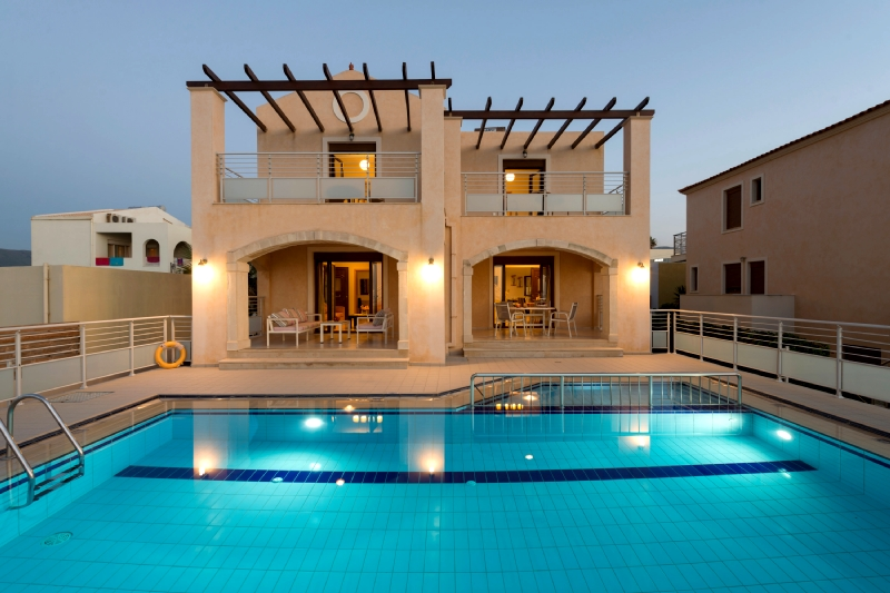 location villa rethymnon 8 personnes cre820. Black Bedroom Furniture Sets. Home Design Ideas