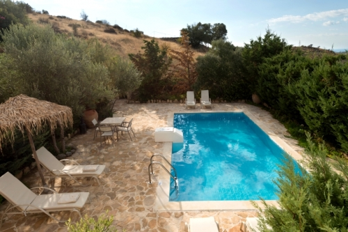Reserve villa / house olive verte