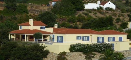 Villa / house Flor dal sal to rent in Obidos