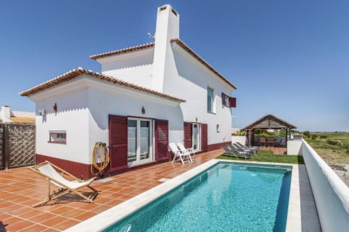 Villa / house La blanche to rent in Troia