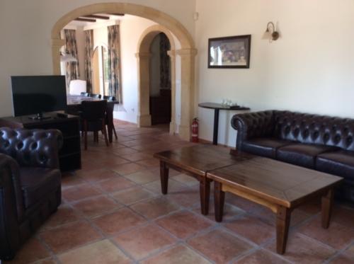 Reserve villa / house cap negre