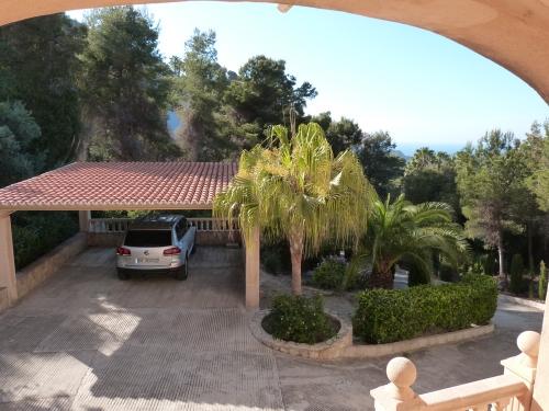 Property villa / house cap negre
