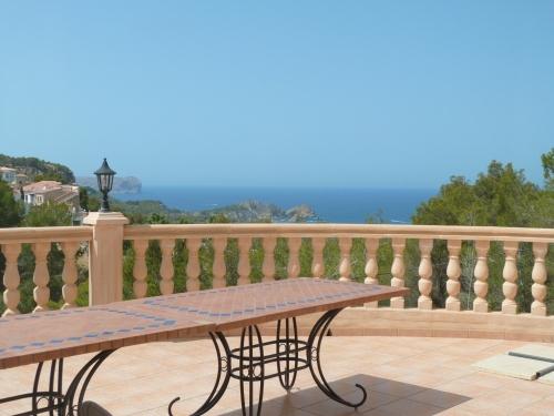 Villa / house cap negre to rent in javea