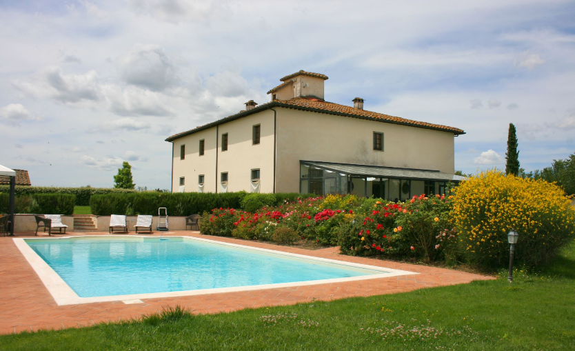 Villa / house LA VILLA BELLA to rent in Siena