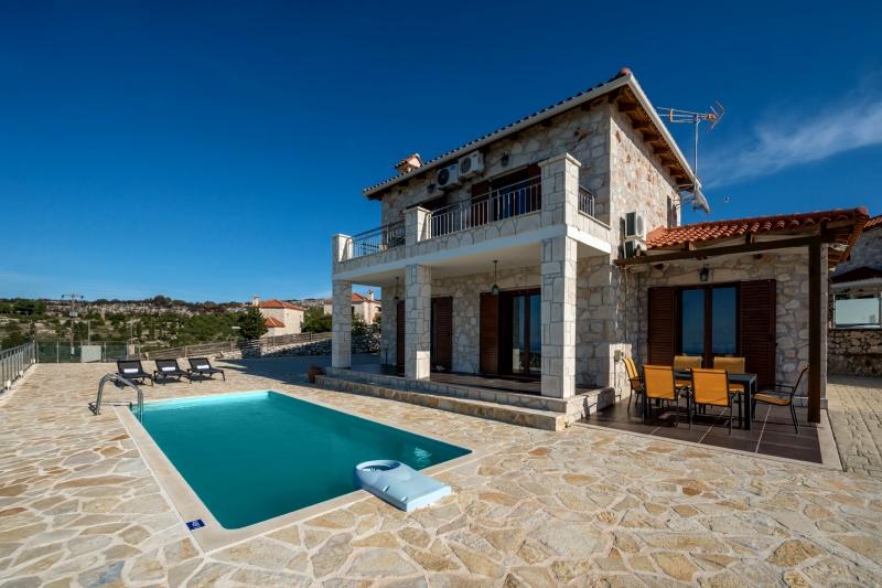 Villa / Maison Deux traditions à louer à Volimes