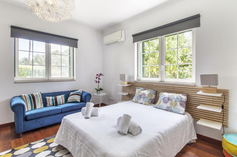 Villa / house ariane to rent in aroeira