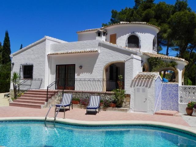 Villa / Maison Encantada à louer à Javea