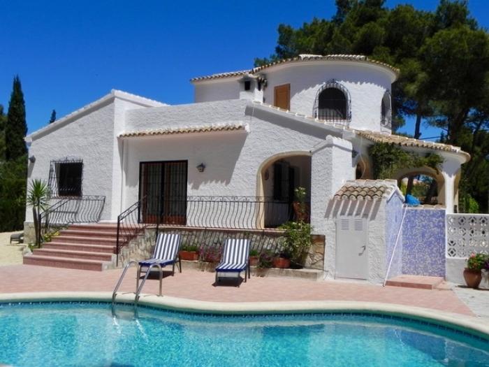 Villa / house Encantada to rent in Javea