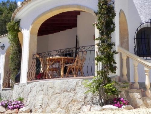 Location villa / maison encantada